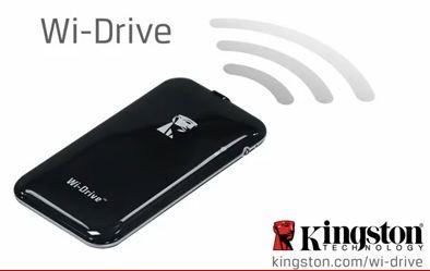 Nexus7のSDカード代わりに無線HDD「Wi-Drive」は2980円
