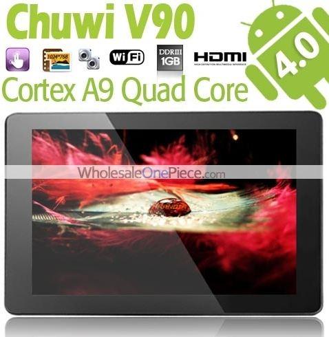 クアッドコア中華パッド「CHUWI V90」とGoogle Nexus 7を比較してみた