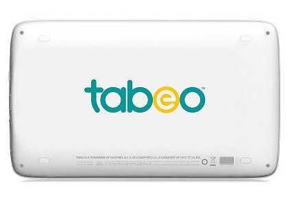 トイザらス参戦!7インチ + 150ドル + 子供用タブレット「 Tabeo 」