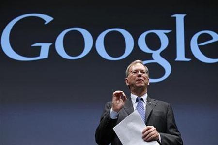 Apple iOS6 への「Google マップ」アプリ提出否定,Google エリック・シュミット会長