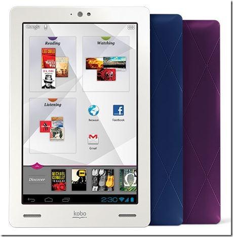 Google nexus 7 kobo ips 3 for Housse kobo arc 7