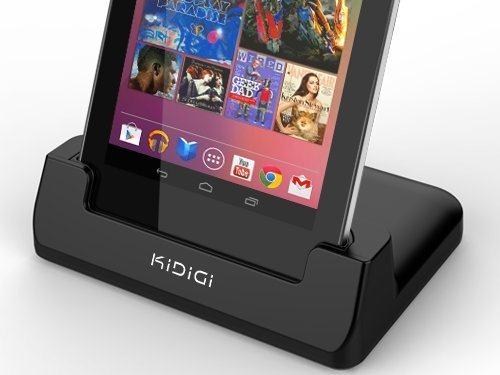Nexus 7 のアクセサリー4選(ICチップ・クレードルから専用保護フィルムまで)