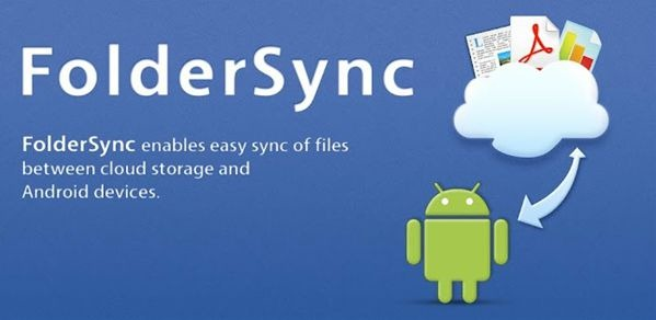 各種オンラインストレージと NAS 対応のアプリ「FolderSync」が即戦力な件 [神アプリ候補]