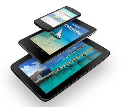 グーグル、Google Nexus 7 32GB版の日本発売を発表!! 価格は249ドルにUP