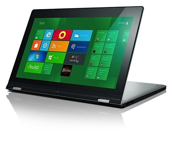 4変化のWindows 8 搭載 「IdeaPad Yoga 13」は買いか、魅力と弱点