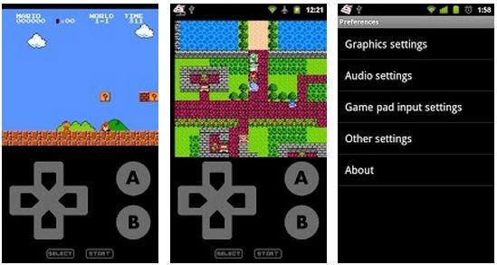 Android エミュレータの世界 Vol.1 | 「John NES Lite」でファミコンを