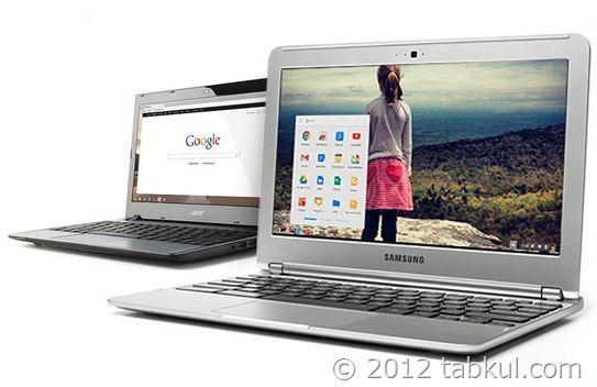 米グーグル、タッチできるChrome搭載ノートPC を年内発表へ