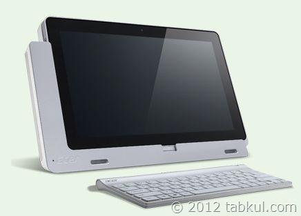 Acer、Windows 8タブレット「ICONIA W700」を 11/22 発売へ、価格ほか