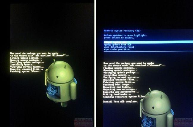 Nexus 7のAndroid 4.2(JOP40C)へのアップデートファイル配信開始!
