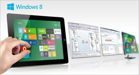 iPad で Windows 8 を堪能できる「Win8 Metro Testbed」を調べてみた