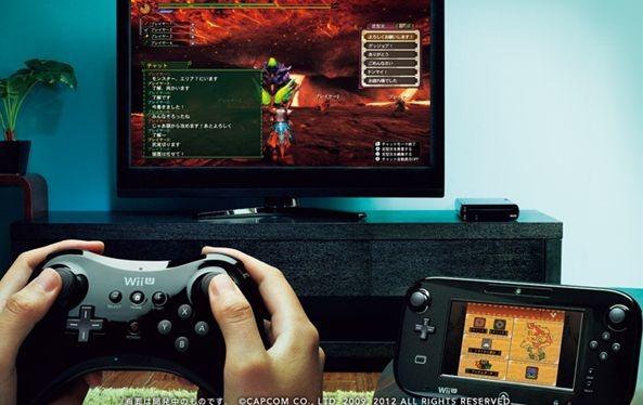 タブレット型コントローラー付属の「Wii U」が アメリカで先行販売!