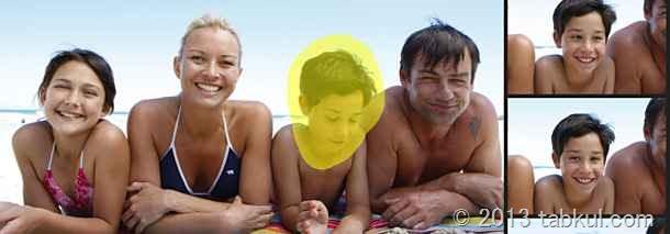 写真合成アプリ GroupShot の試用レビュー、素晴らしいけど盲点から対策を考える