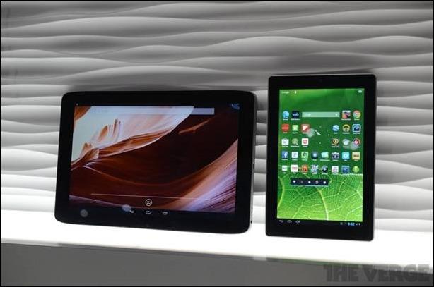 米VIZIO、Tegra 4 搭載 10.1インチ(2,560×1,600)Android タブレットを公開