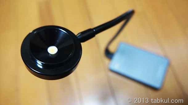 LED USBライト 「サンワサプライ USB-TOY57」が到着、開封レビュー