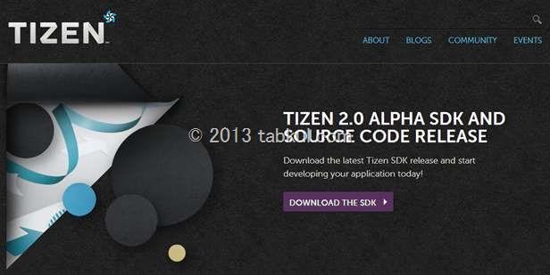 サムスンから「Tizen」搭載端末が2013年内に登場か