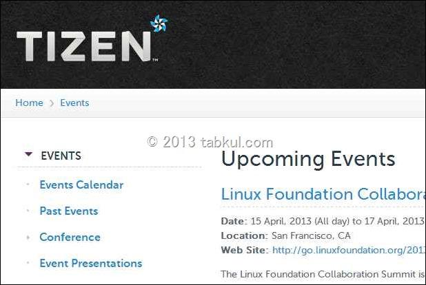 NTTドコモ、2013年内に新OS「Tizen(タイゼン)」端末を発売予定