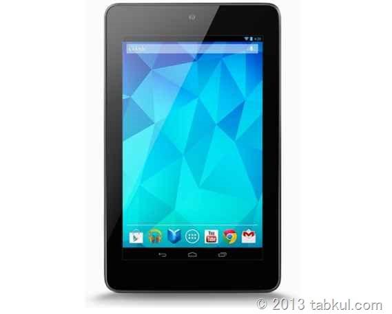第二世代 Nexus 7 は Qualcomm S4 Pro ASQ8064 へ変更か