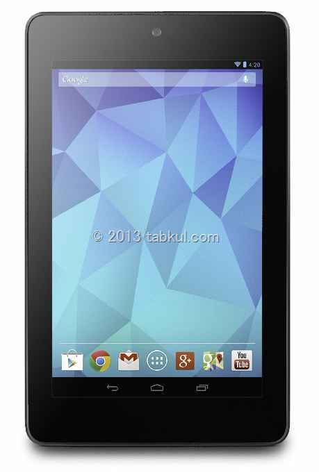 Nexus 7 SIMフリーモデルを2月9日より日本発売へ