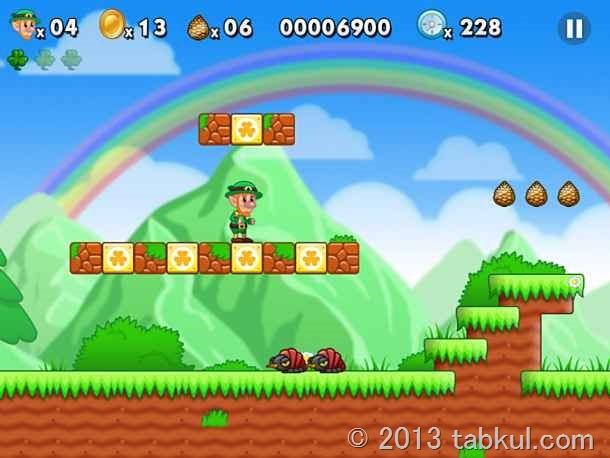 マリオっぽい iOSゲーム「Lep's World HD Plus」が無料セール中