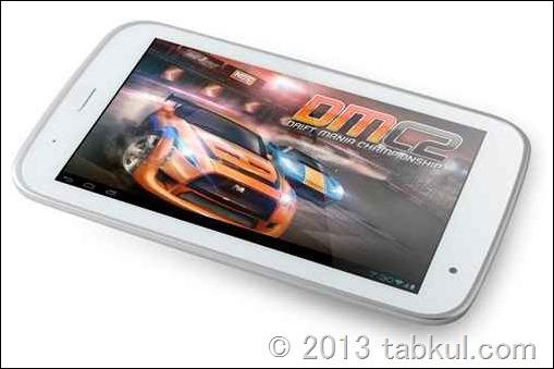 ほぼ Nexus 7 超えタブレット「HYUNDAI T7s」が登場、価格は約17,600円(スペックなど)