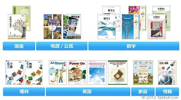 東京書籍、高校教科書デジタル版をiPadアプリとして販売開始