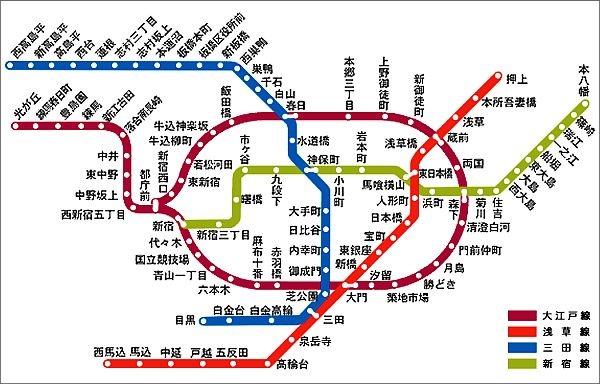 携帯4社、都営地下鉄全線でもデータ通信が可能に