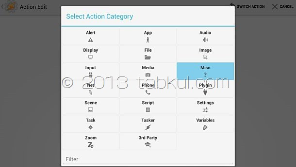 Nexus 7 を『Tasker』で自動化、GPSを制御して節電しよう