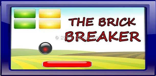 広告フリー版、ブロック崩し「The Brick Breaker」の試用レビュー / Androidアプリ