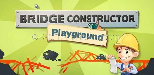 価格 190円、壊れない橋を建設するゲーム「Bridge Constructor Playground」の試用レビュー / Androidアプリ
