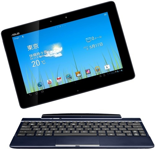 『ASUS Pad TF300T』、Android 4.2 へのアップデートを提供開始