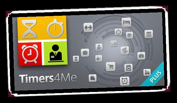 価格 194円、多機能タイマー「Timers4Me Plus」の試用レビュー / Androidアプリ