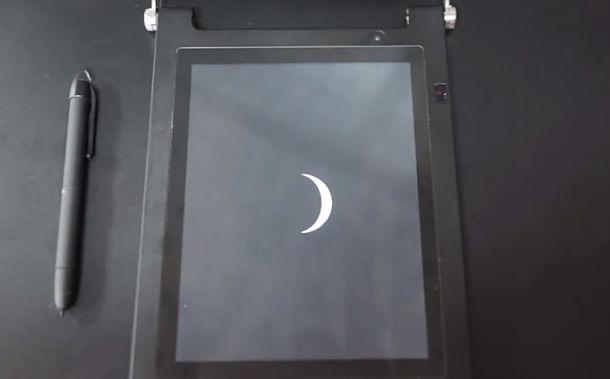 手書き特化の国産タブレット「enchantMOON」が39800円で本日より予約開始、動画など