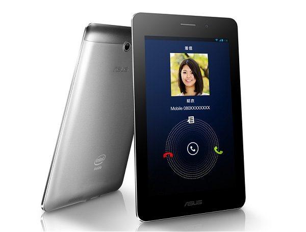 ASUS、Atom搭載SIMフリー7型タブレット「Fonepad (ME371MG)」を4/20発売、価格は29,800円
