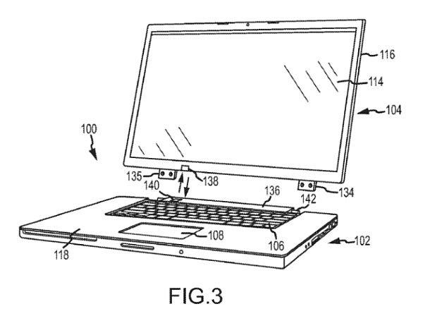 Apple、画面を外せる『タブレット型Macbook』の特許を出願