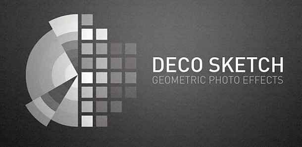 価格 279円、写真をアートに仕上げるアプリ「Deco Sketch」の試用レビュー / Androidアプリ