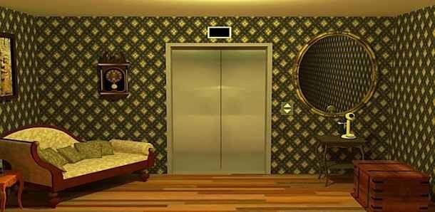 広告フリー版、脱出ゲーム「Floors Escape」の試用レビュー / Androidアプリ