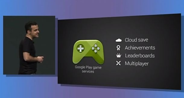 新サービス「Google Play game services」とは(Android 2.2以降で利用可能)| Google I/O 2013