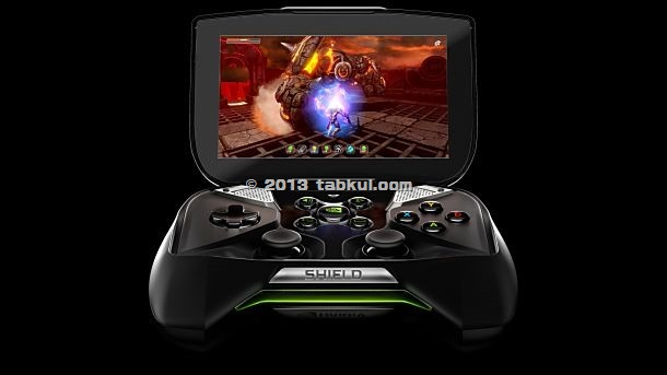 Tegra 4搭載 Androidゲームデバイス「SHIELD」が予約開始、価格は349ドルで6月出荷予定