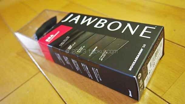 Bluetoothヘッドセット『Jawbone ERA』の開封レビュー、付属品が豊富だった話