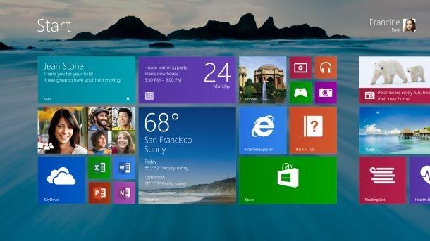 MSが「Windows 8.1」の一部詳細を発表、プレビュー版は6月26日公開予定