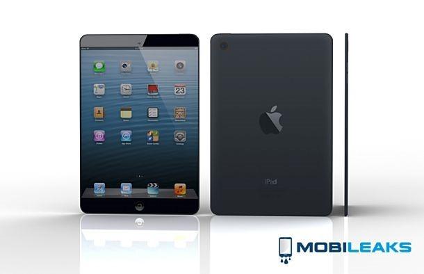 Retina / A6X など次期『iPad mini』のスペックと画像がリーク