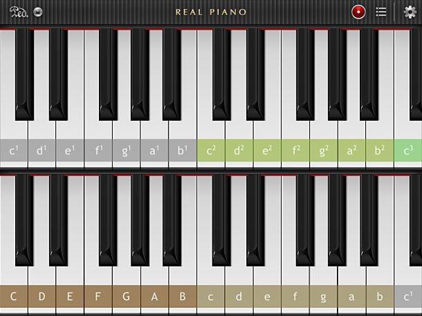 ペダルや録音対応のiPad用ピアノ アプリ「Real Piano HD」 が無料配信中(動画あり)