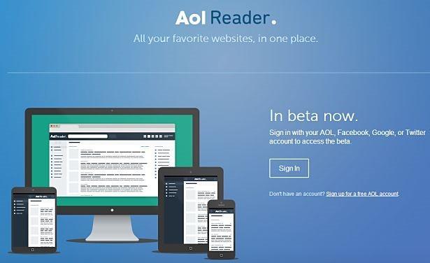 米AOL、RSSリーダー「AOL Reader」ベータ版を公開