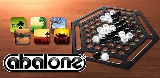 価格 340円、2人対戦できるボードゲーム「Abalone」の試用レビュー / Androidアプリ