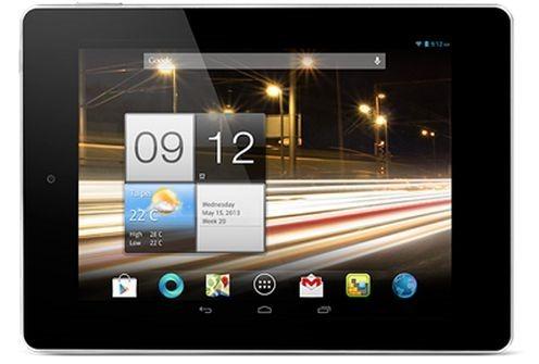 Acer、クアッドコア / 7.9インチ『ICONIA A1-810(マンガロイドZ)』発表(図書券付き、スペックや価格)