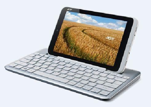 Acer、8インチWindows 8 タブレットOffice搭載『Iconia W3』は6月に379ドルで発売へ