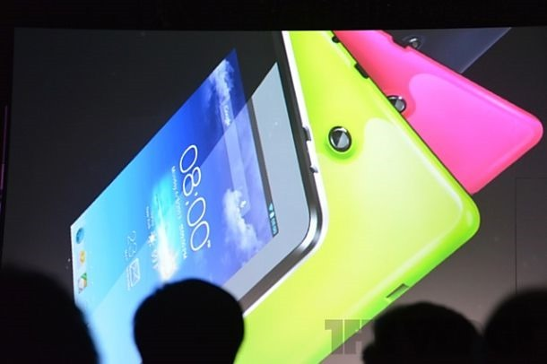 ASUS、約1.3万円 クアッドコア / 7インチ タブレット『MeMoPad HD 7』発表
