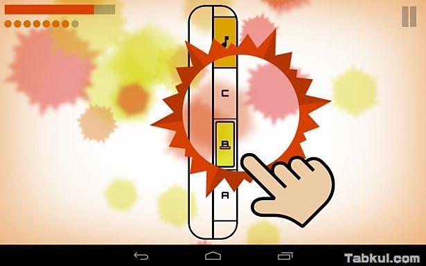 価格 99円、瞑想へ誘う「Finger Hoola」の試用レビュー / Androidアプリ