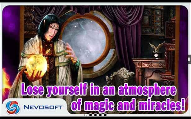 価格 252円、探し物アドベンチャー「Magic Academy hidden castle」の試用レビュー