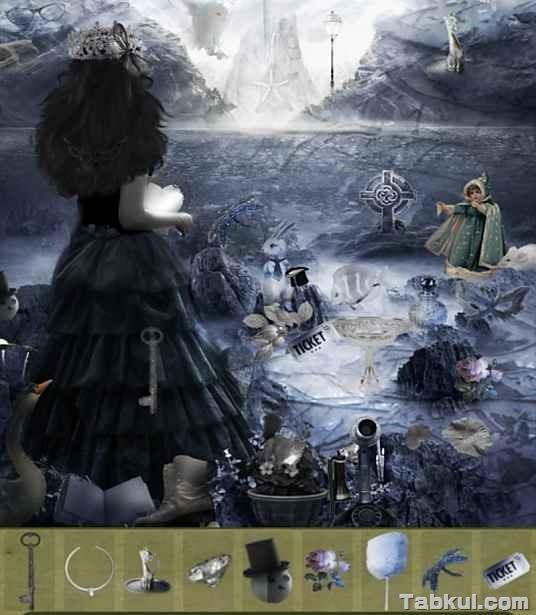 価格 195円、アイテム探しゲーム「Hidden Object -Kingdom Dreams」の試用レビュー / Androidアプリ